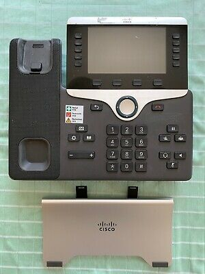 CISCO CP-7821-K9 CUCM - ASTERISK - SIPGATE VOIP IP Phone
