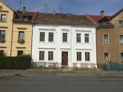 Holiday Terraced House, Zittau, Germany, Requires Refurbishment, Good Location