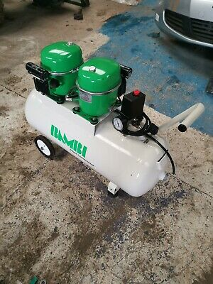 Bambi BB50D Silent Air Compressor