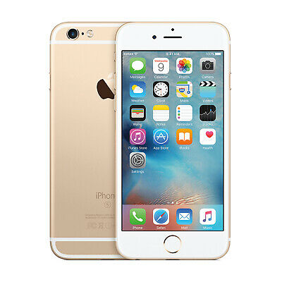 Apple iPhone 6s  64GB Gold Factory Unlocked - Sealed - 1 Year Warranty
