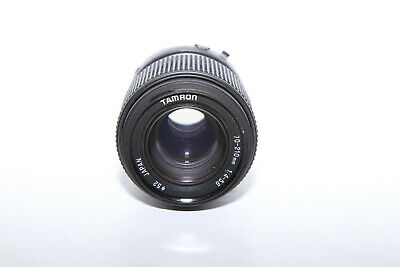 Minolta SR M/MD Mount TAMRON 70-210mm f:/4-5.6 Lens with Adaptall 2 - READ