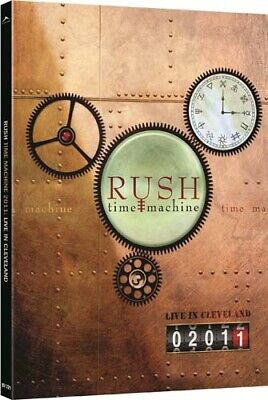 Rush - Time Machine 2011 - Live In Cleveland (Dvd)