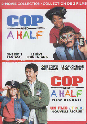 Cop And A Half  (2-Movie Collection) (Bilingual) (Dvd)