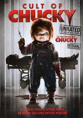 Cult Of Chucky (Unrated) (Bilingual) (Dvd)