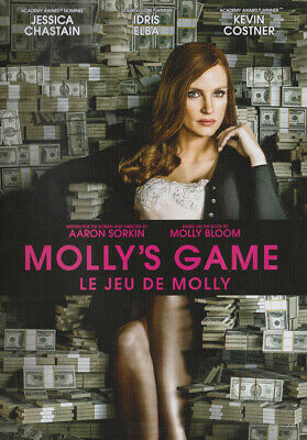 Molly's Game (Bilingual) (Dvd)