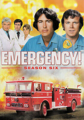 Emergency - Season 6 (Keepcase) (Dvd)