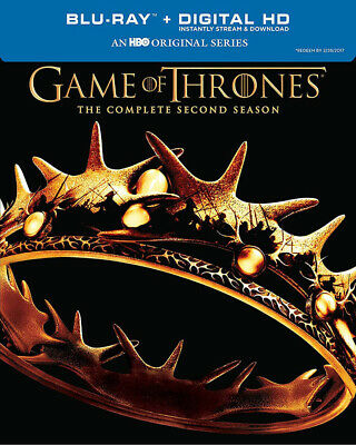 Game Of Thrones : The Complete Season 2 (Blu-Ray + Digital Hd) (Blu-Ra (Blu-Ray)