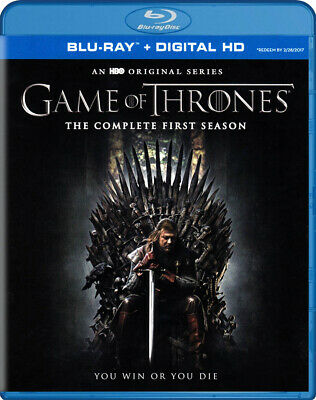 Game Of Thrones : The Complete Season 1 (Blu-Ray) (Blu-Ray)