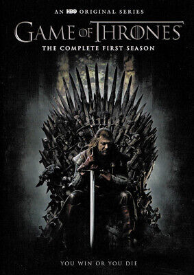 Game Of Thrones : The Complete Season 1 (Keepcase) (Dvd)
