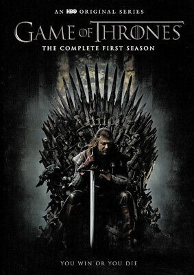 Game Of Thrones : The Complete Season 1 (Slipcover) (Dvd)