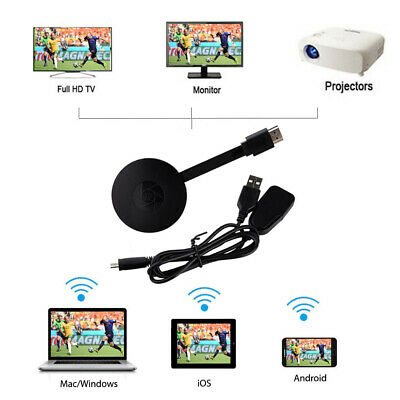1080P HD HDMI Media Video Digital Streamer f Google 2nd Generation Chromecast US