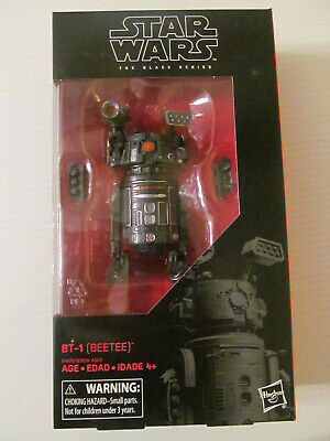 Star Wars: The Black Series - BT-1 (Beetee) - #88 - 4-Inch - Sealed - Light Wear