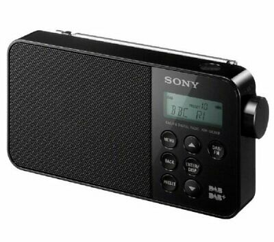 Sony Digital XDR-S40DBP DAB/FM Radio Portable