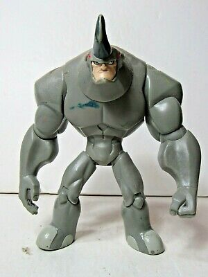 "Marvel Legends Animated Spectacular Spider-man series Rhino 6"" Action Figure"