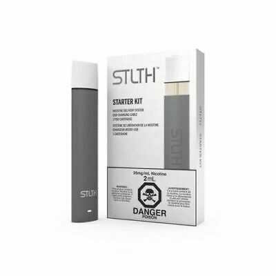 STLTH Starter Kit Brand New Authentic Bundle Pack Fast Free Shipping