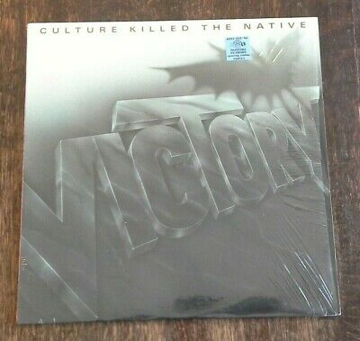 ( VICTORY-Culture Killed the Native)-German heavy metal and hard rock-G9-LP