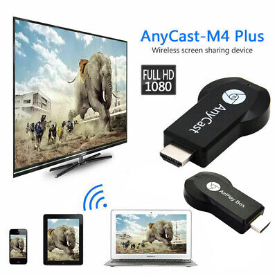 Any Cast M2 M9 Plus WiFi Display Receiver Airplay Miracast HDMI TV DLNA 1080P
