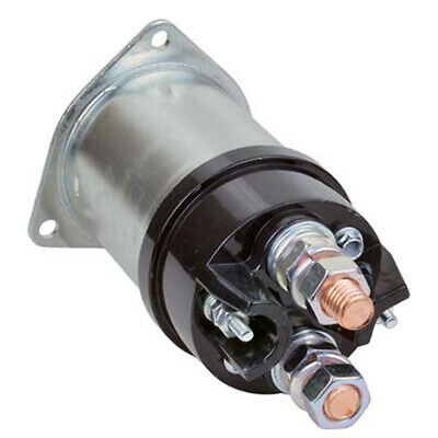SWITCH SOLENOID 12//24 DOUBLE STAGE SERIES PARALLEL FOR CATERPILLAR CUMMINS WHITE