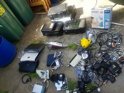 Printers Wii Console Sky Box Hoover Tom Tom Gps Cables Joblot  House Electricals