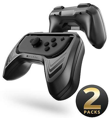 Mumba 2 Pack For Nintendo Switch Joy-Con Controllers Kit Protective Grip Holder