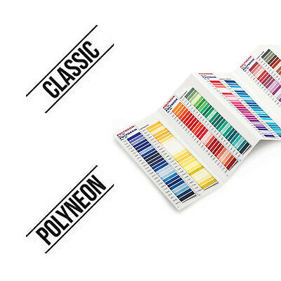Madeira Embroidery Classic Polyneon Shade Cards (MR010) - One Size