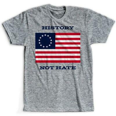 Betsy Ross American Flag Shirt History Not Hate