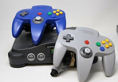 CONSOLA CON EXPANSION PACK  NINTENDO 64  n64 PAL