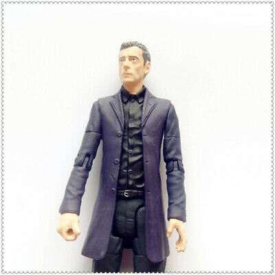 Doctor Dr Who THE 12th TWELFTH DOCTOR action figure OLD 5.5""