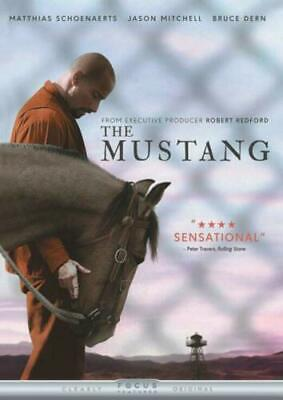 The Mustang 2019 DVD. Sealed with free delivery.