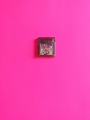 SUPER MARIO BROS Deluxe DX (Nintendo Gameboy COLOR GBC) Cart