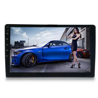 """10.1"""" 16GB Quad Core Car Stereo Radio MP5 Player WiFi GPS Navigation Android 8.1"""