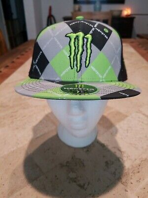 7054f2728d24ad MONSTER ENERGY ATHLETE Only New Era 9Fifty Snapback Hat Cap * Last ...