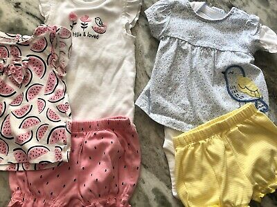 Carters Just  One 2 Piece Set My First Halloween   Infant  SIZE  NB //3M   NWT