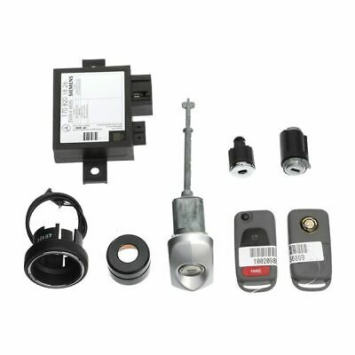 New 2004-08 Chrysler Crossfire Ignition Lock Cylinder Complete Replacement Kit