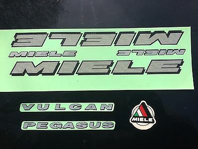 Miele Vintage Mountain Bike Decal Decals Sticker Stickers Set Not Remade!