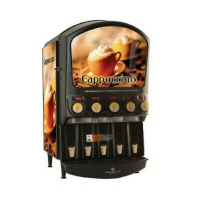 Grindmaster-Cecilware PIC5 Hot Powder Cappuccino / Hot Chocolate Dispenser