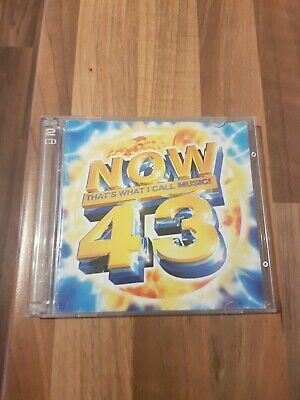 Various Artists : Now Thats What I Call Music! Vol. 43 CD