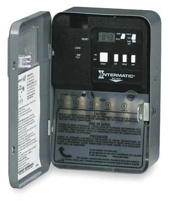 INTERMATIC EH40 Electrnic & Mech Water Heater Timer,DPST