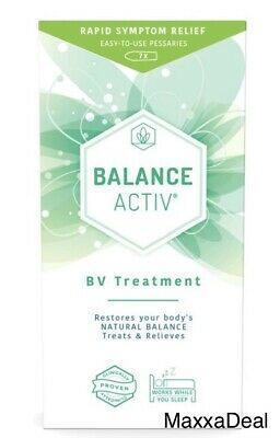 Balance Activ BV Treatment - 7 Pessaries