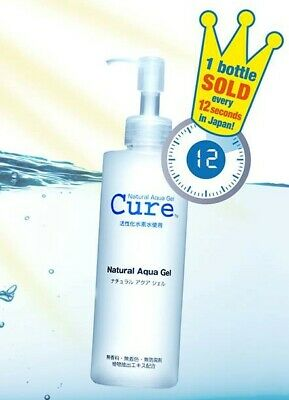 TOYO LIFE CURE Natural Aqua Gel 250ml Horny Care Hydrogen Water MADE