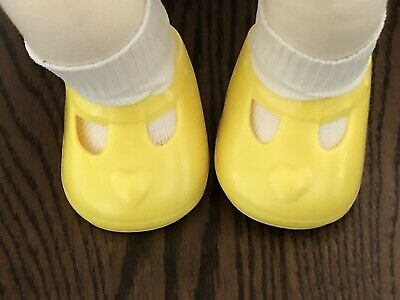 My Child Doll Replica Shoes Yellow