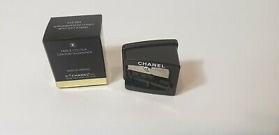 100% Authentic Chanel Pencil Sharpener Makeup Sharpener New In Box