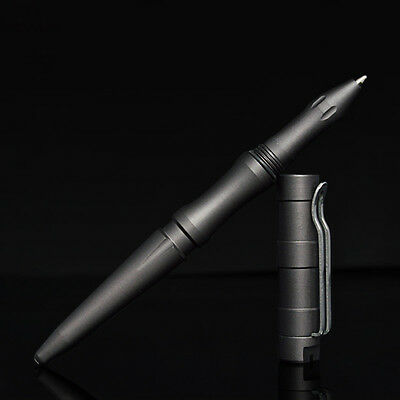 New Personal Safety Self Defense Tactical Pen Pencil With Tungsten Steel Head