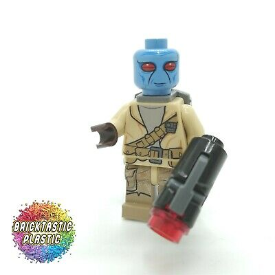 Rebel Alliance fighter with jet-pack from set 75133 LEGO Star Wars Duros