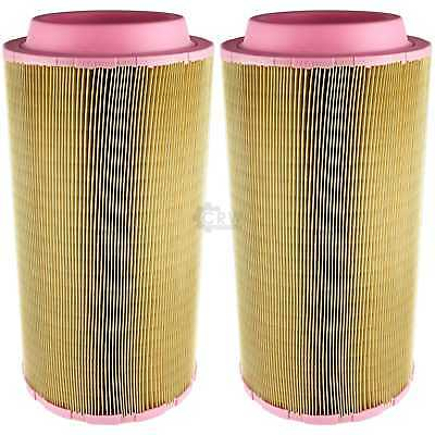 Porsche 928 1977-1995 Coupe MAHLE Knecht Round Air Filter Element Air Cleaner