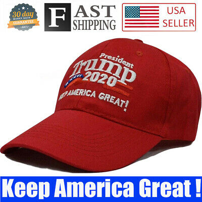 Trump 2020 HAT Keep Make America Great Cap President Election Embroidered Hats