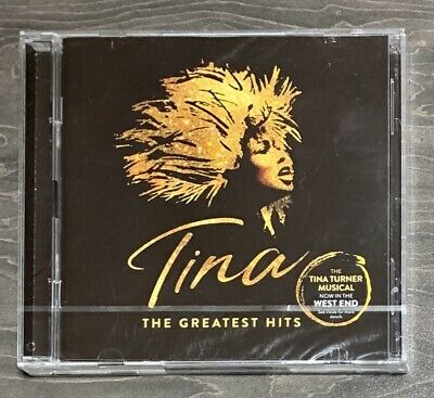 TINA TURNER - The Greatest Hits 2 x CD NEW SEALED 2CD Compilation 2018