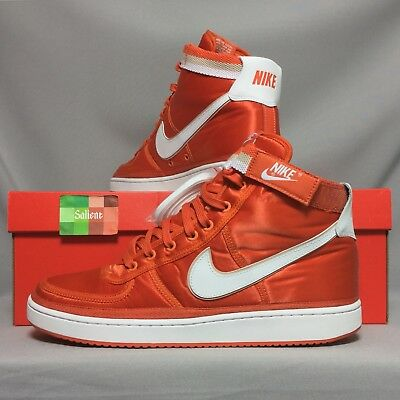 NIKE VANDAL HIGH Supreme UK11 318330 800 EUR46 US12 Coral