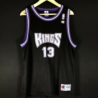 NEU Champion Doug Christie KINGS Gr S 36 NBA Basketball Jersey Trikot jordan XI