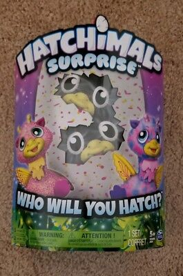 Hatchimals Surprise Giraven Twin by Spin Master